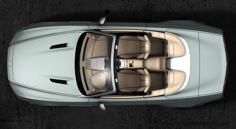2013 Zagato Aston Martins