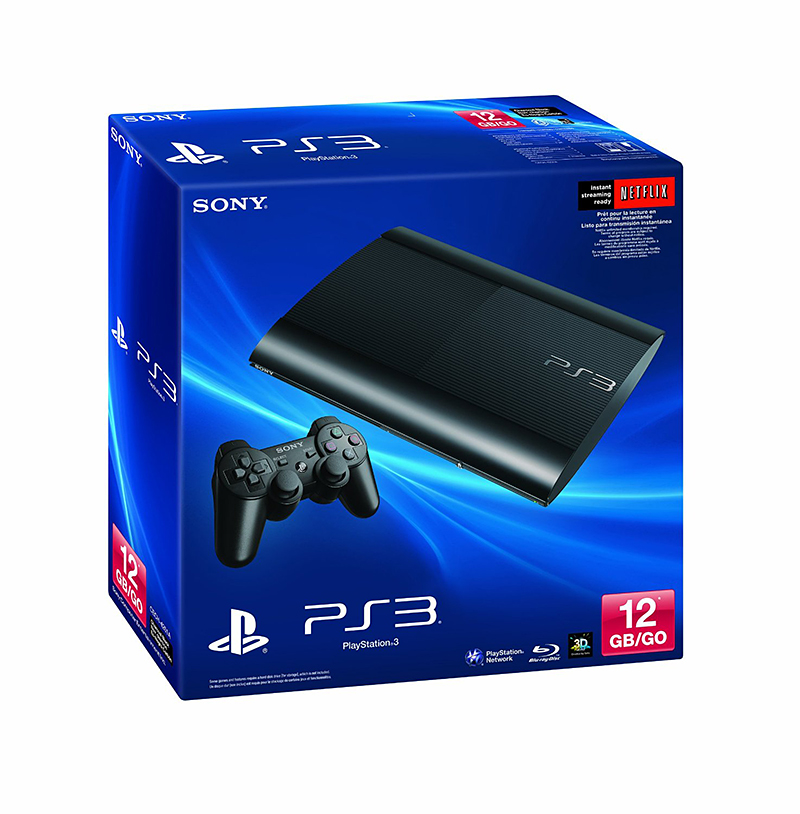 12GB Sony PlayStation 3