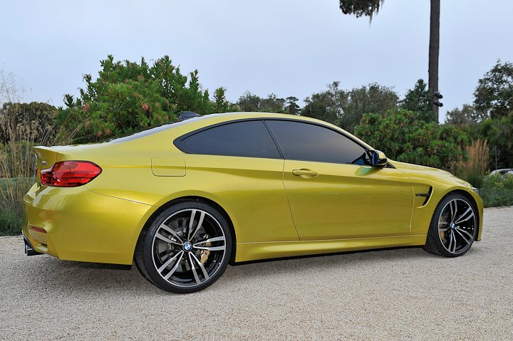 2014 BMW M4 Concept Coupé - The Awesomer