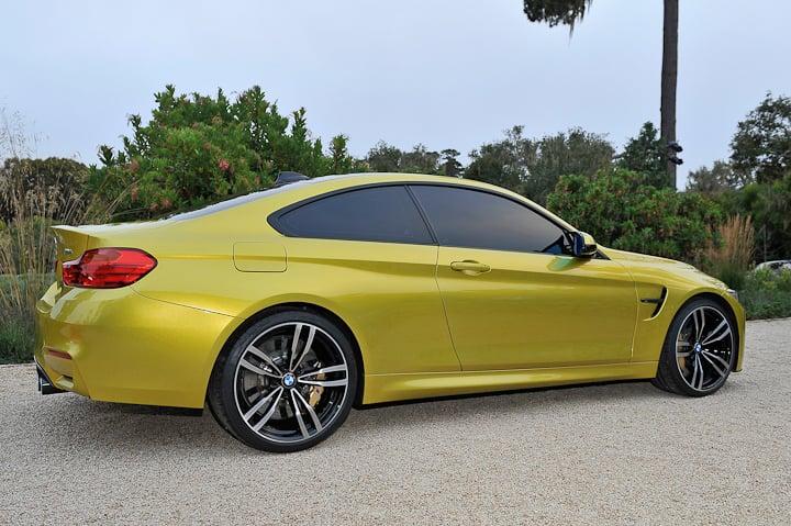 2014 BMW M4 Concept Coupé