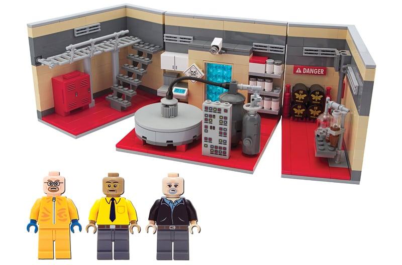 breaking bad lego set the awesomer. Black Bedroom Furniture Sets. Home Design Ideas