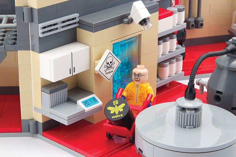 Breaking Bad LEGO Set - The Awesomer