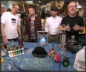Mythbusters x Breaking Bad