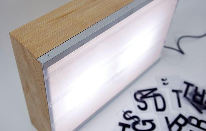Cinematic Lightbox