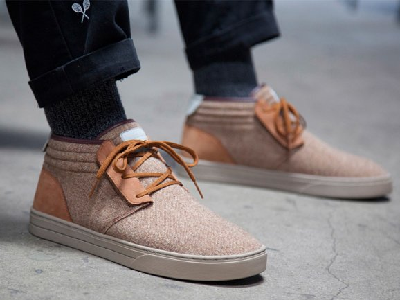 Clae McQueen Shoes