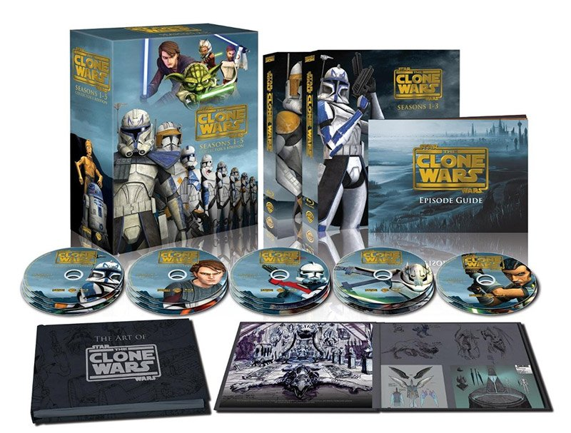 Star Wars: The Clone Wars Box Set
