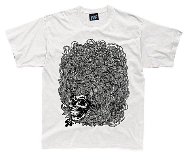 Dynamic Style: Afro Skull