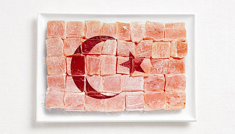 Flags of Food