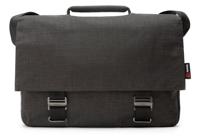"Booq Mamba 15"" Black Courier Bag"