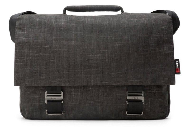 "Booq Mamba 15"" Black Courier Bag"