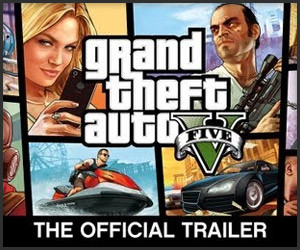 GTA V: The Official Trailer