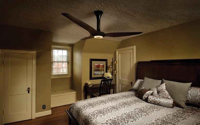 Haiku LED Ceiling Fan