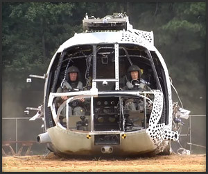 Helicopter Drop Test