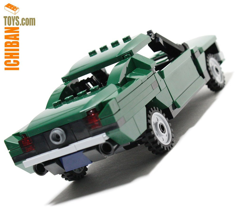 Giveaway: Ichiban Toys LEGO Cars
