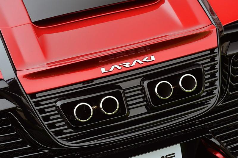 Laraki Motors Epitome Concept