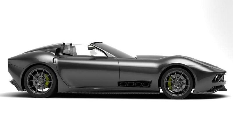 Lucra 2.2 Roadster