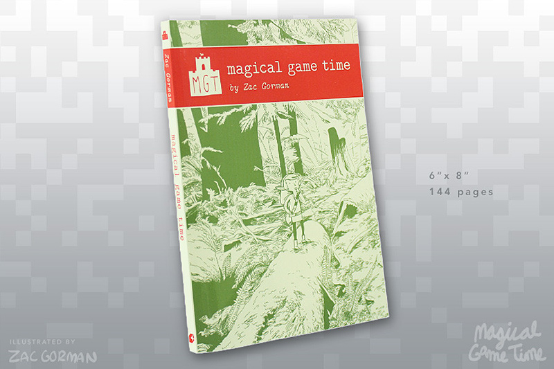 Magical Game Time Vol. 1