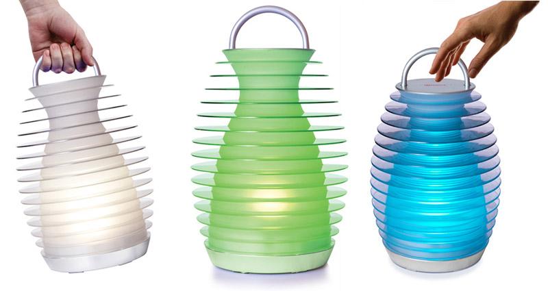 Mathmos Bump LED Lantern