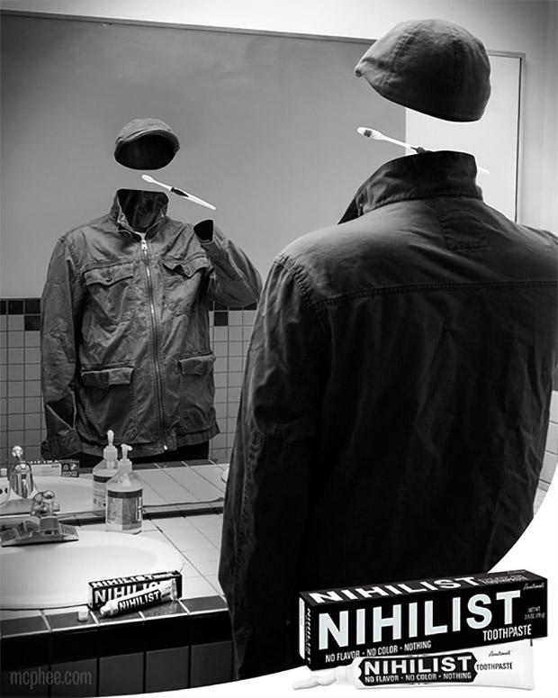 Nihilist Toothpaste