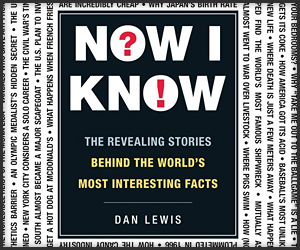 Now I Know: The Book