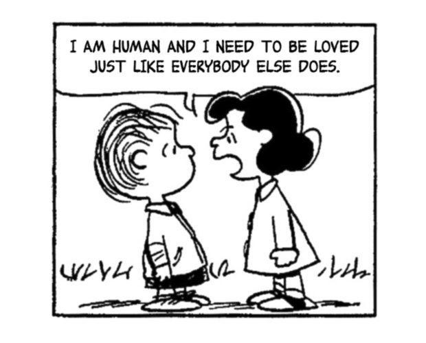 Peanuts x The Smiths