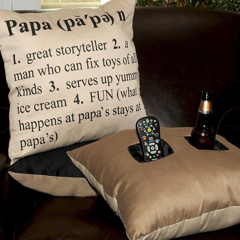 Pocket Pillow