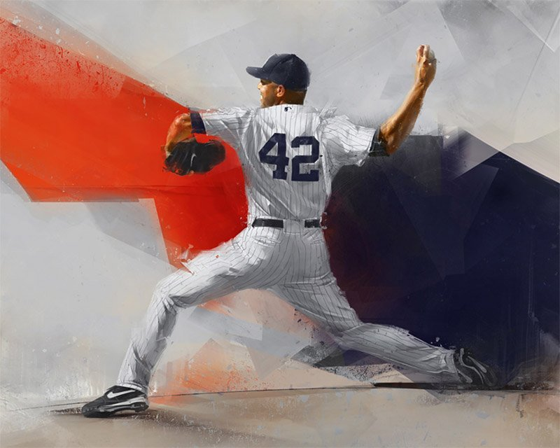 RareInk MLB Art Series