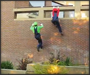 Super Parkour Bros.