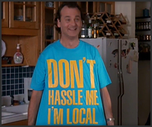 Great T-Shirts in Movies