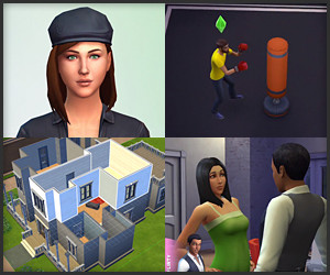 The Sims 4 (Gameplay)