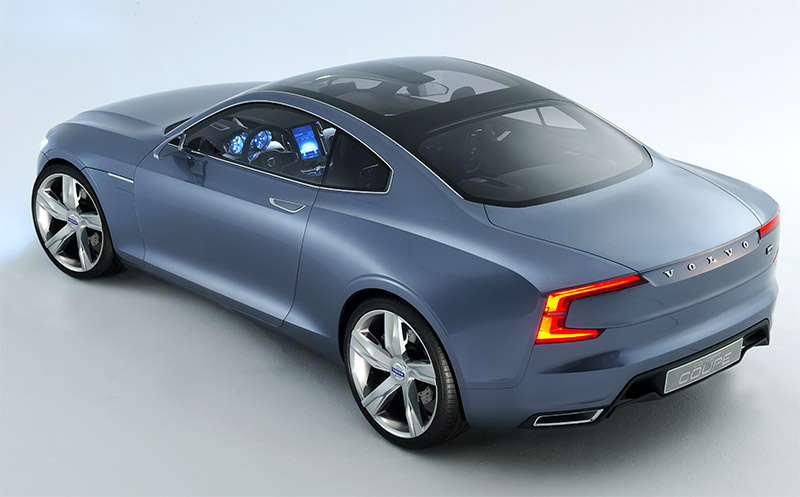 Volvo Concept Coupe The Awesomer
