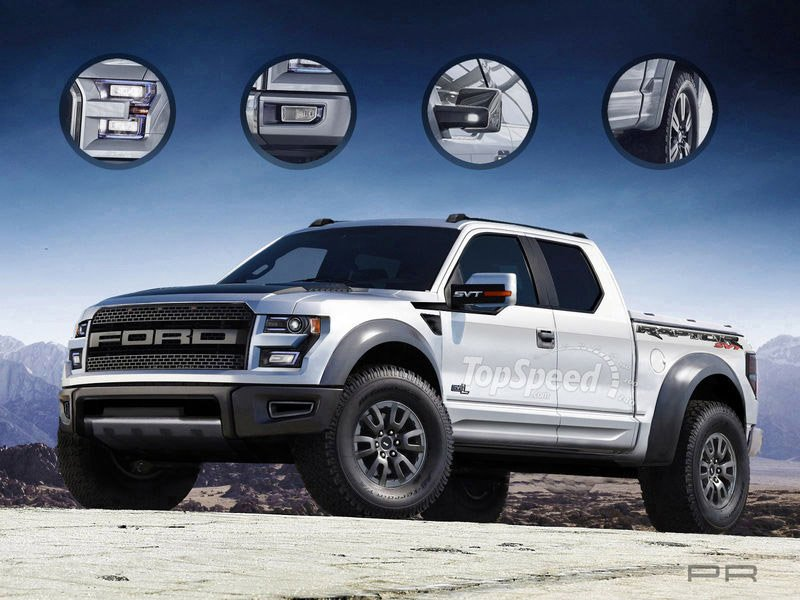 2015 Ford F-150 SVT Raptor - The Awesomer