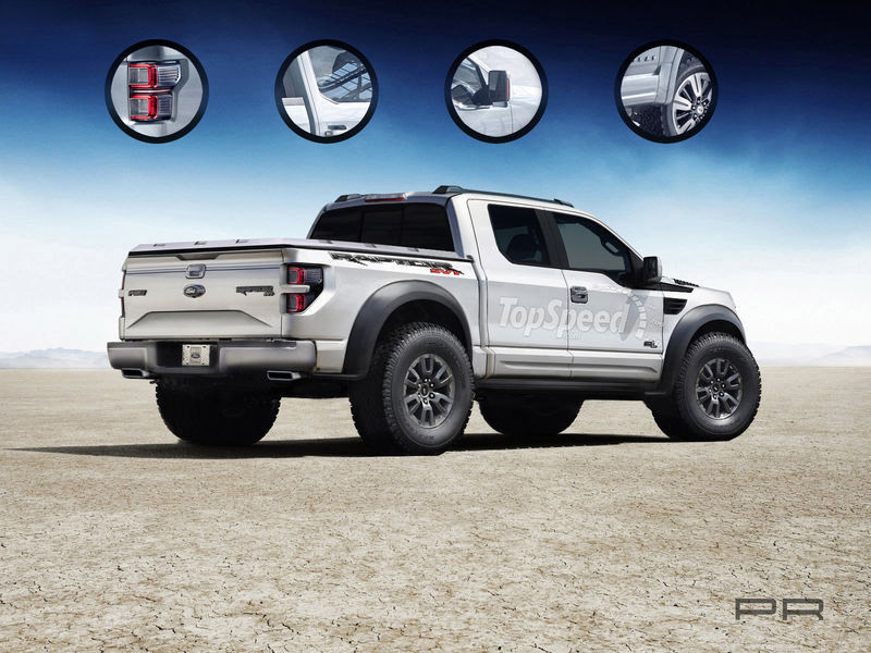 2015 Ford F-150 SVT Raptor