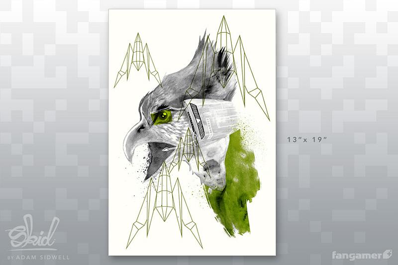 Star Fox Prints