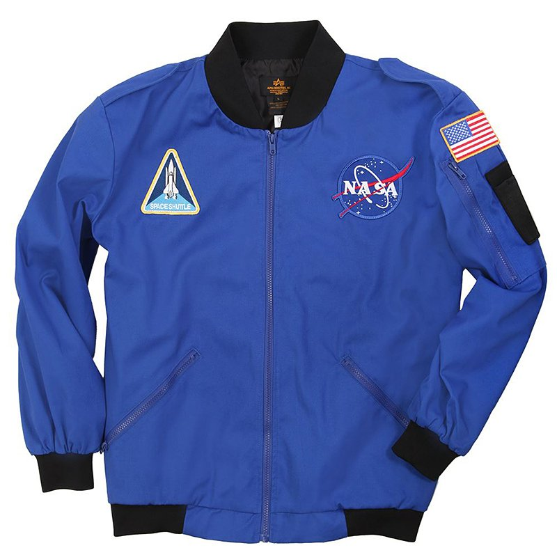 Alpha Industries NASA Jackets
