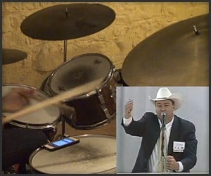 Auctioneer Drum Cover