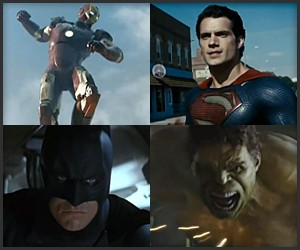 Avengers vs. Justice League