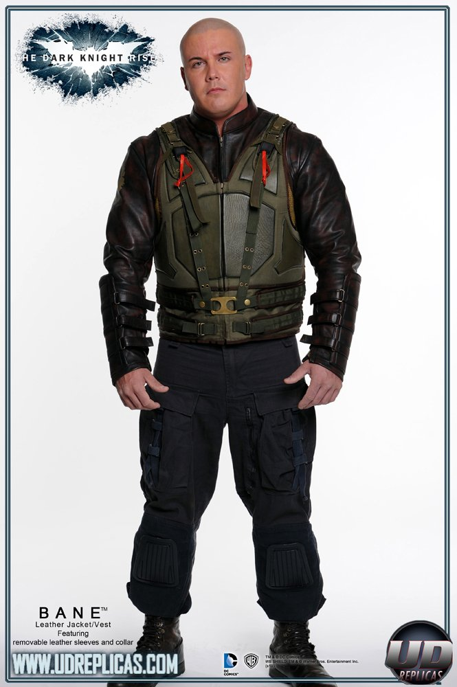 Bane Motorcycle Jacket
