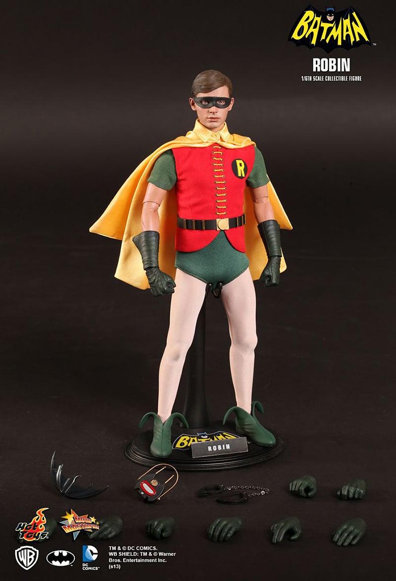 Hot Toys Batman & Robin 1966