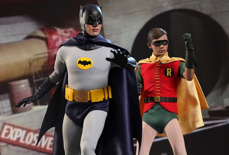 Hot Toys Batman & Robin 1966