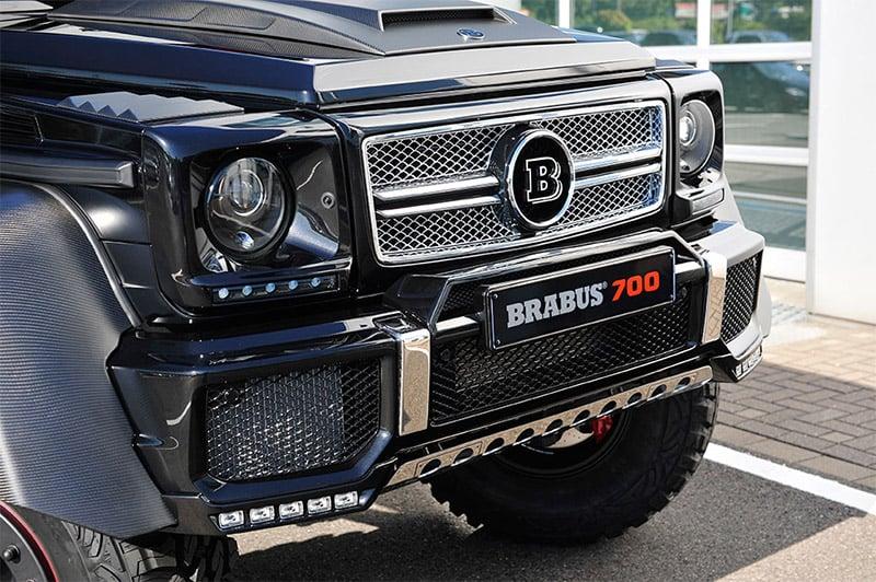 Brabus B63 700 G63 AMG 6×6