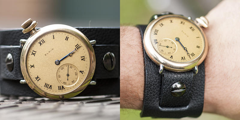 DoughBoy Trench Watches
