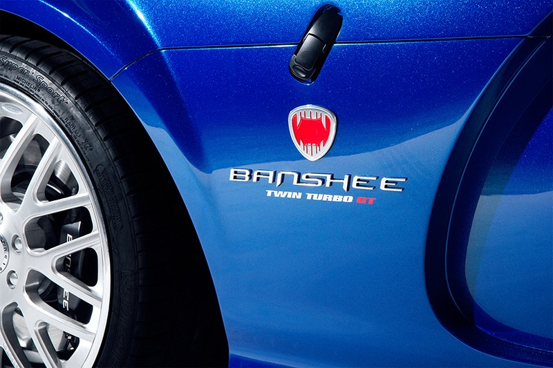 GTA V Banshee Life-size Replica