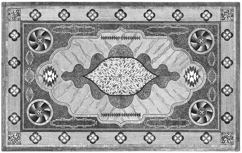 Ink Carpets