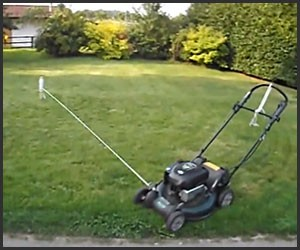 Lawnmowing Made Easy