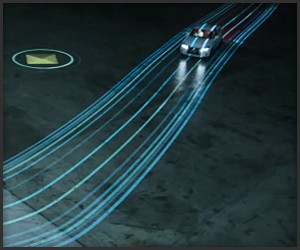 Lexus IS Hybrid: Trace Your Road