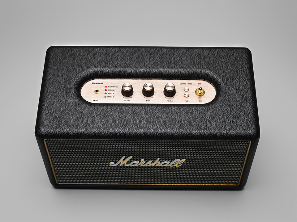 Bose Speakers For Cars >> Marshall Stanmore Speaker