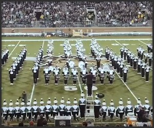 The Fox: Marching Band Edition
