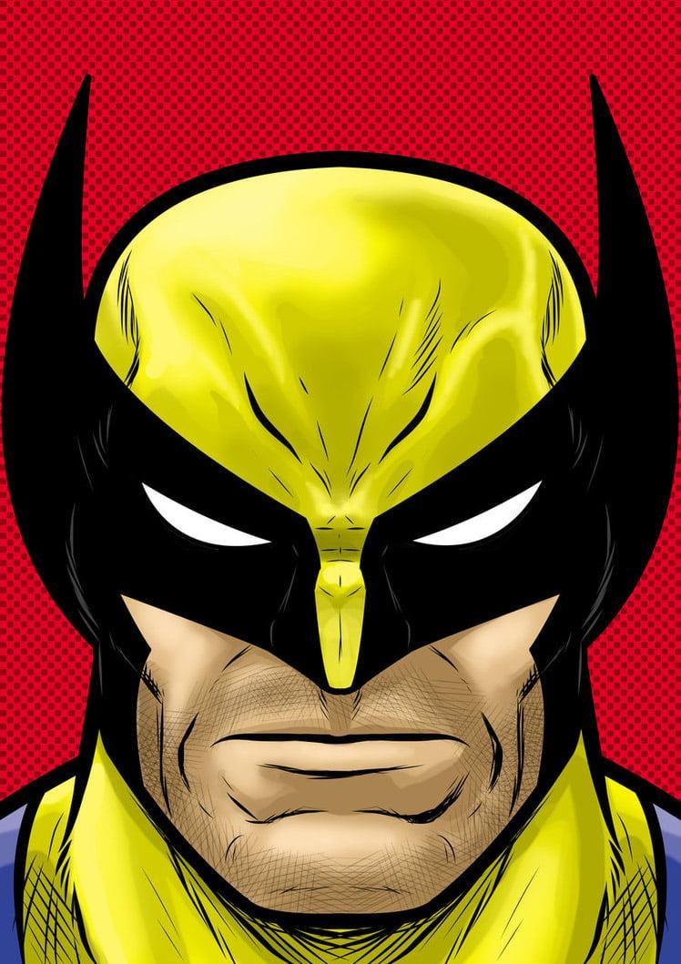 Comic Book Portraits