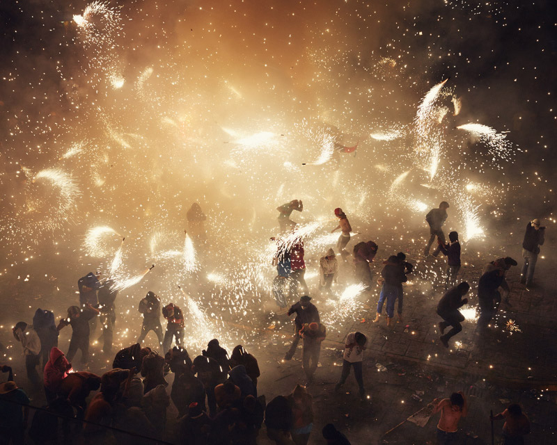 Mexico Pyrotechnic Festival